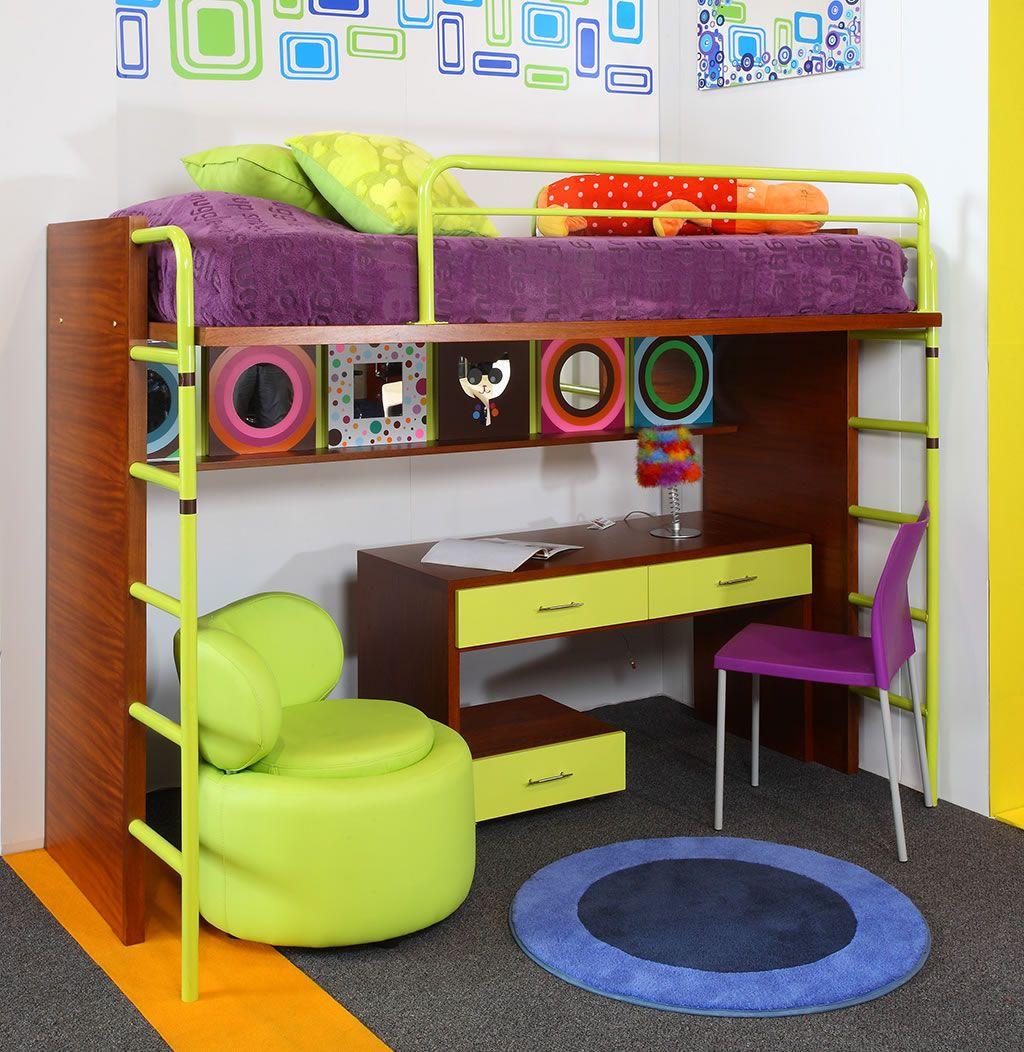 Camarotes cuartos kiki diseno 10 kids rooms pinterest for Camarote con escritorio