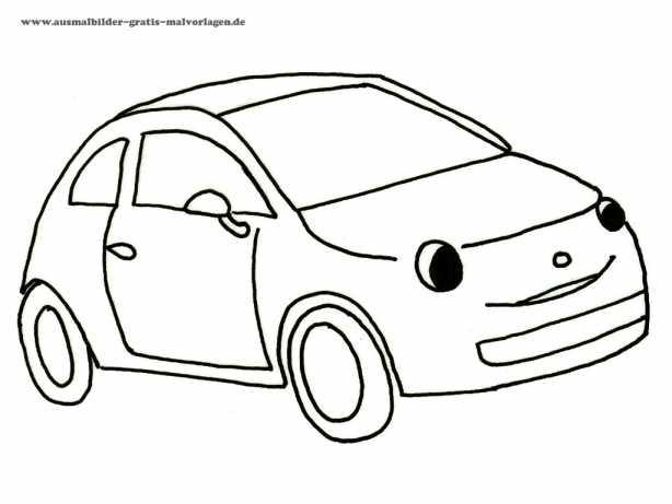 Automalvorlagen Auto Malvorlagen Kostenlos Zum Ausdrucken Ausmalbilder Auto Ber Free