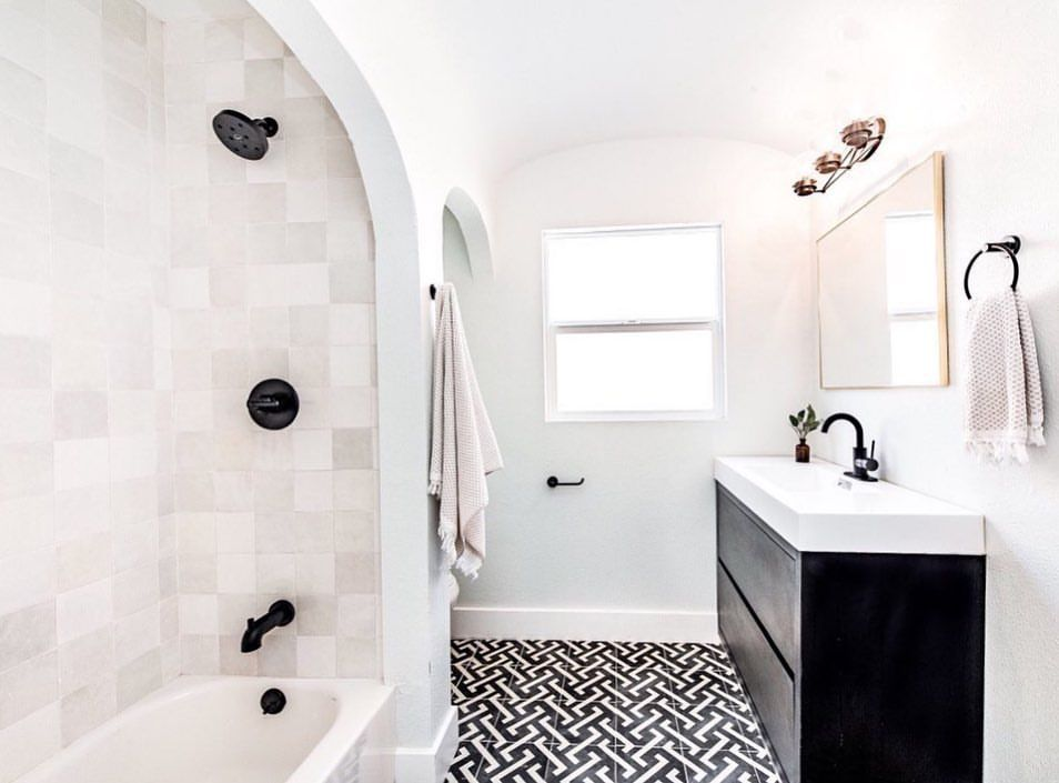 Loving This Bathroom Designed By Maverick Design Using Cloe 5 X5