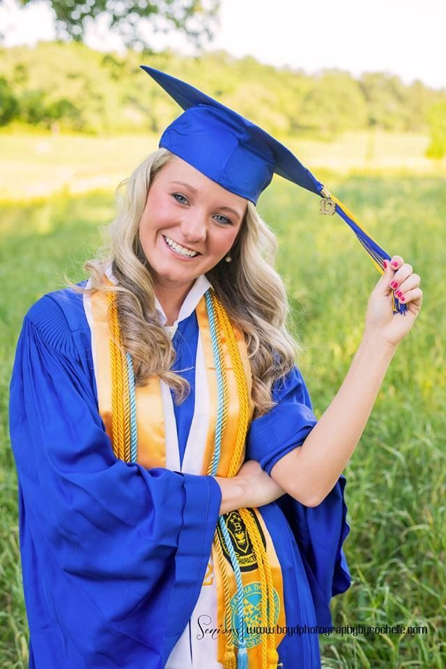 senior photography cap and gown photos | via peter demott peter ...