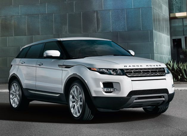 range rover evoque gets new base model lower starting price for 2013 5 years dream land and. Black Bedroom Furniture Sets. Home Design Ideas