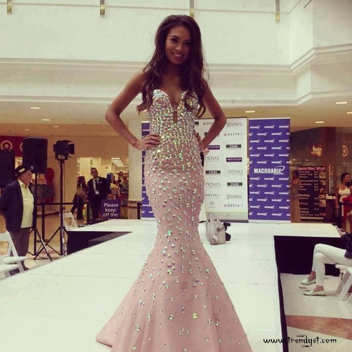 Jovani Mermaid Prom Dresses