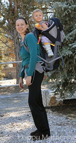 Kelty Pathfinder 3 0 Kids Backpack Carrier Review The Great