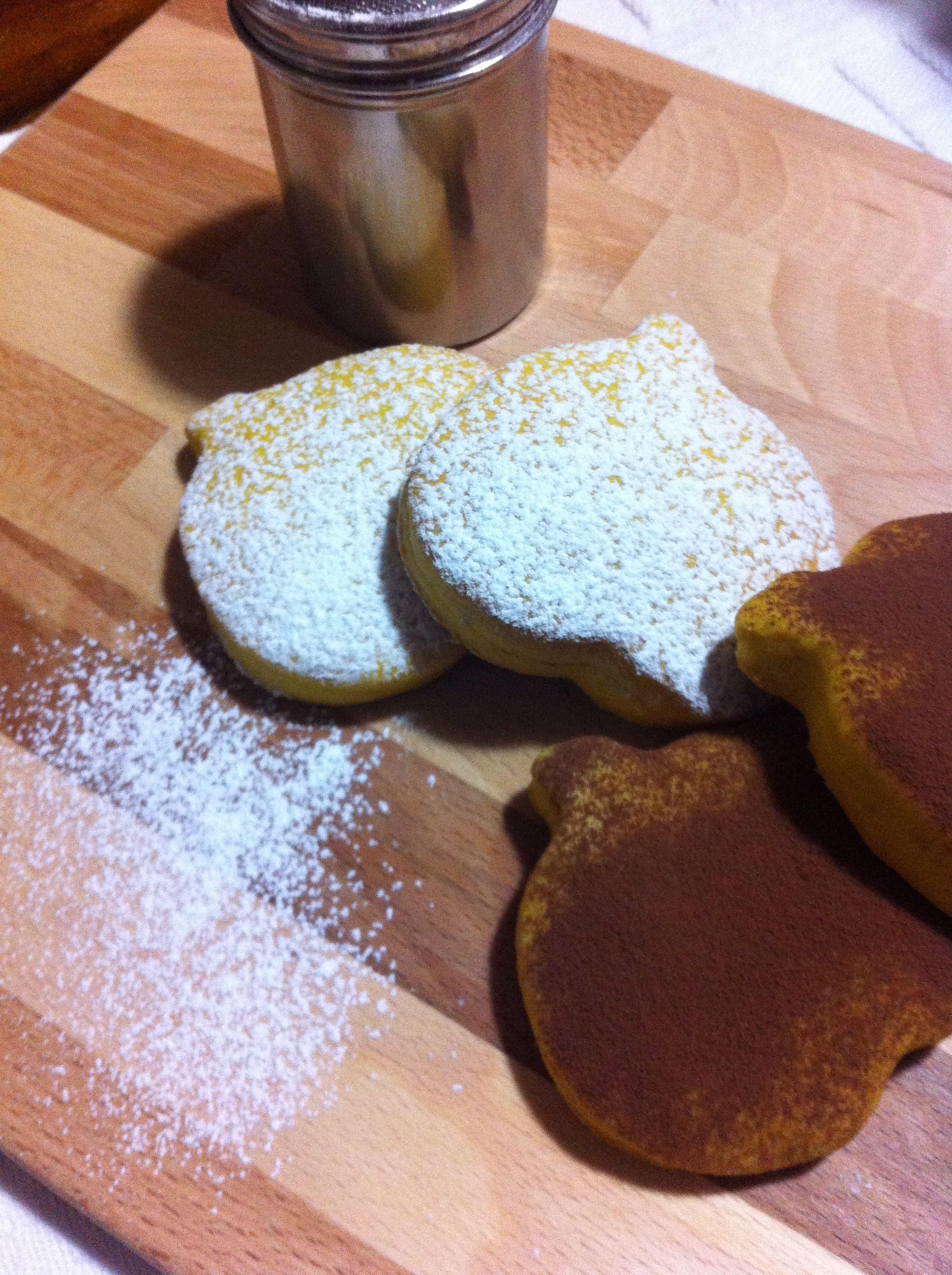 Biscotti alla zucca Biscotti alla zucca, Biscotti e Ricette