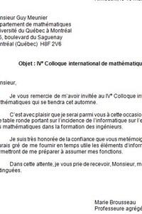 Modele De Lettre D Acceptation D Invitation Recherche Google French Grammar Nom Nom Grammar