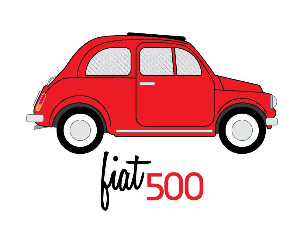 Fiat 500c Logo
