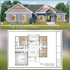 Pioneer Plan 700 square Feet