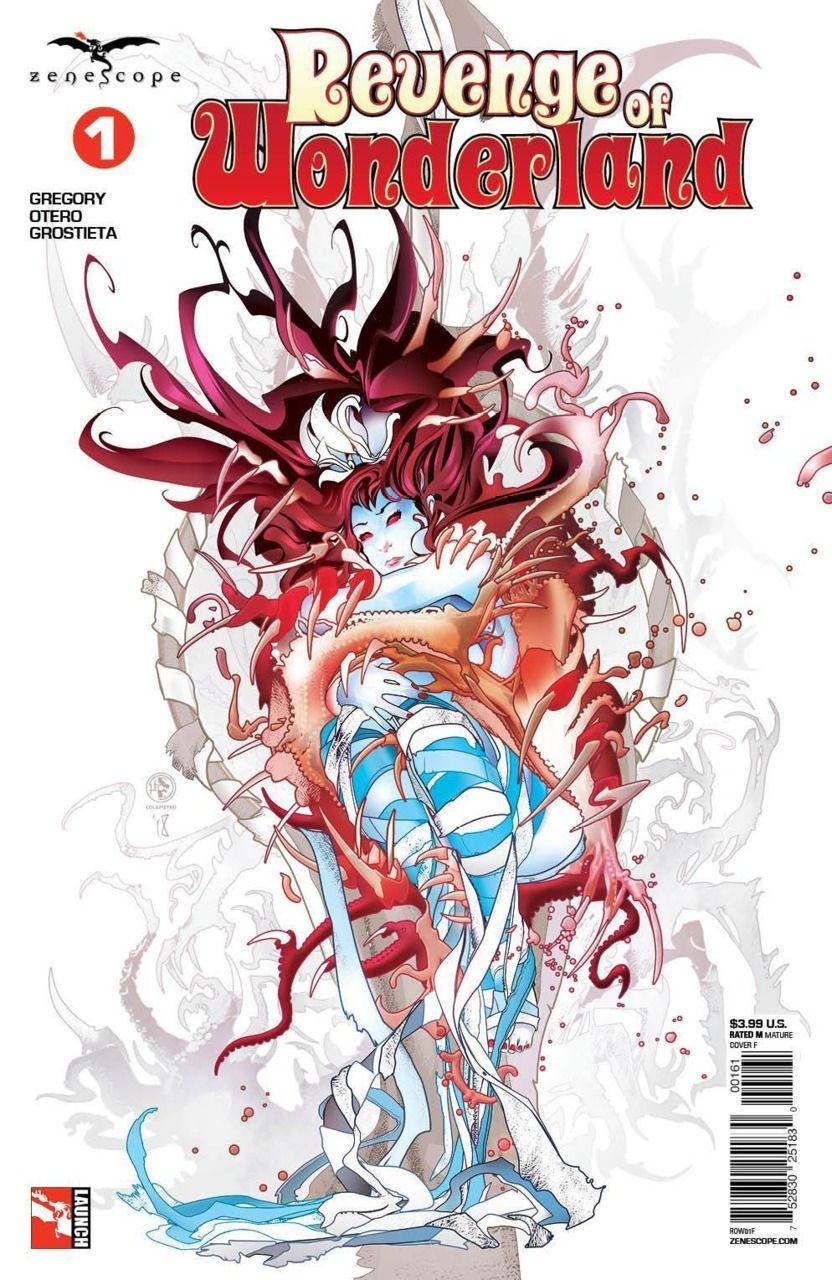 Revenge Of Wonderland 1 Issue