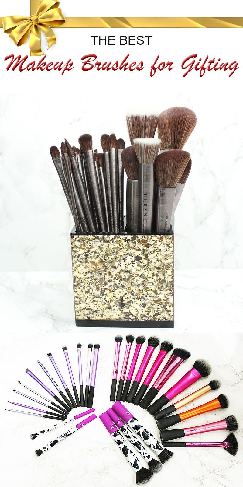 Best Cruelty Free Makeup Brushes for Gifting Cruelty