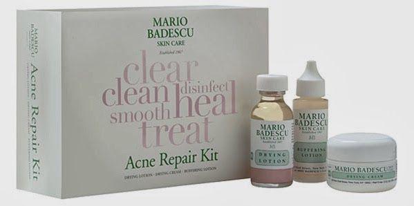 Lola S Secret Beauty Blog Mario Badescu Acne Repair Kit