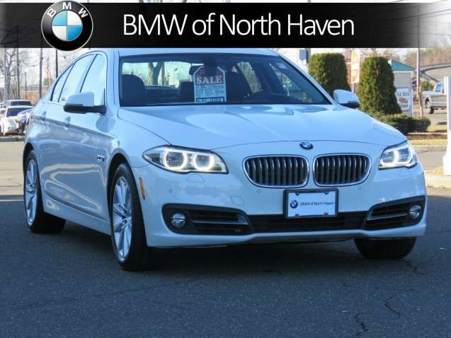 2018 Bmw 5 Series Interior At Night Unique Certified Pre Owned 2015 550i Xdrive 4dr Car In North