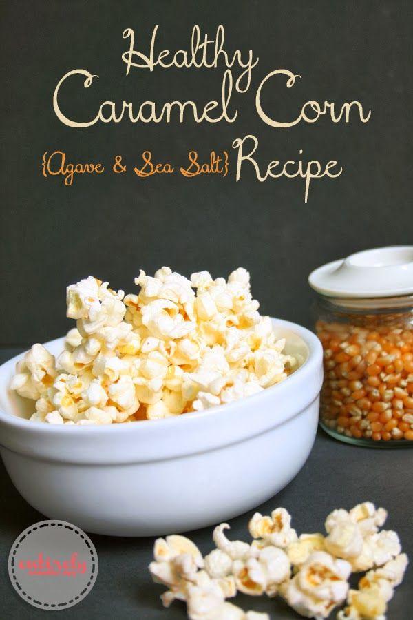 Healthy Caramel Corn Squatty Potty Giveaway Caramel Corn Recipes Yummy Snacks Snacks