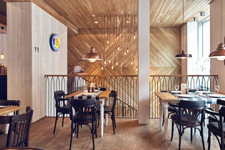 ALTHAUS restaurant by PB Studio, Gdynia – Poland