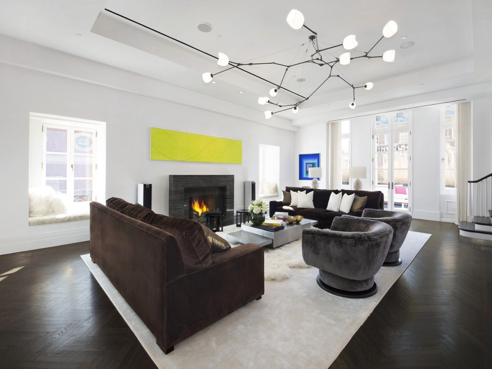 Carhart Mansion Penthouse , New York Ny Condominium  New