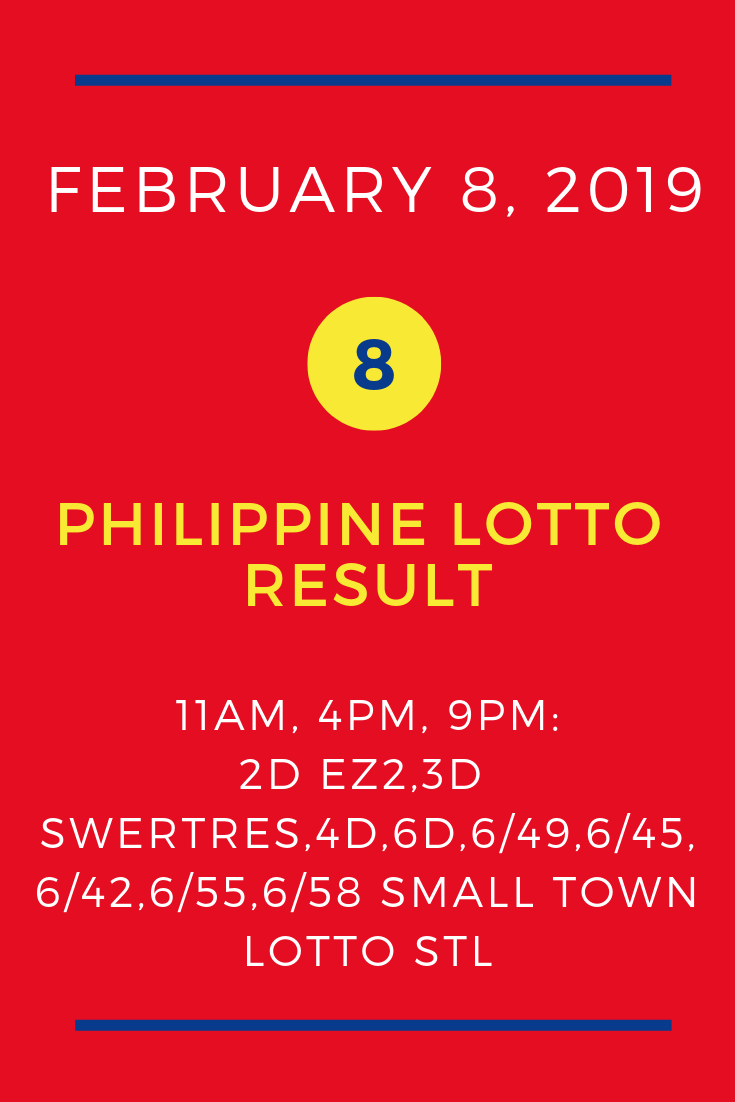 Pin by Swertres Hearing PCSO on Swertres Hearing PCSO Result in 2019
