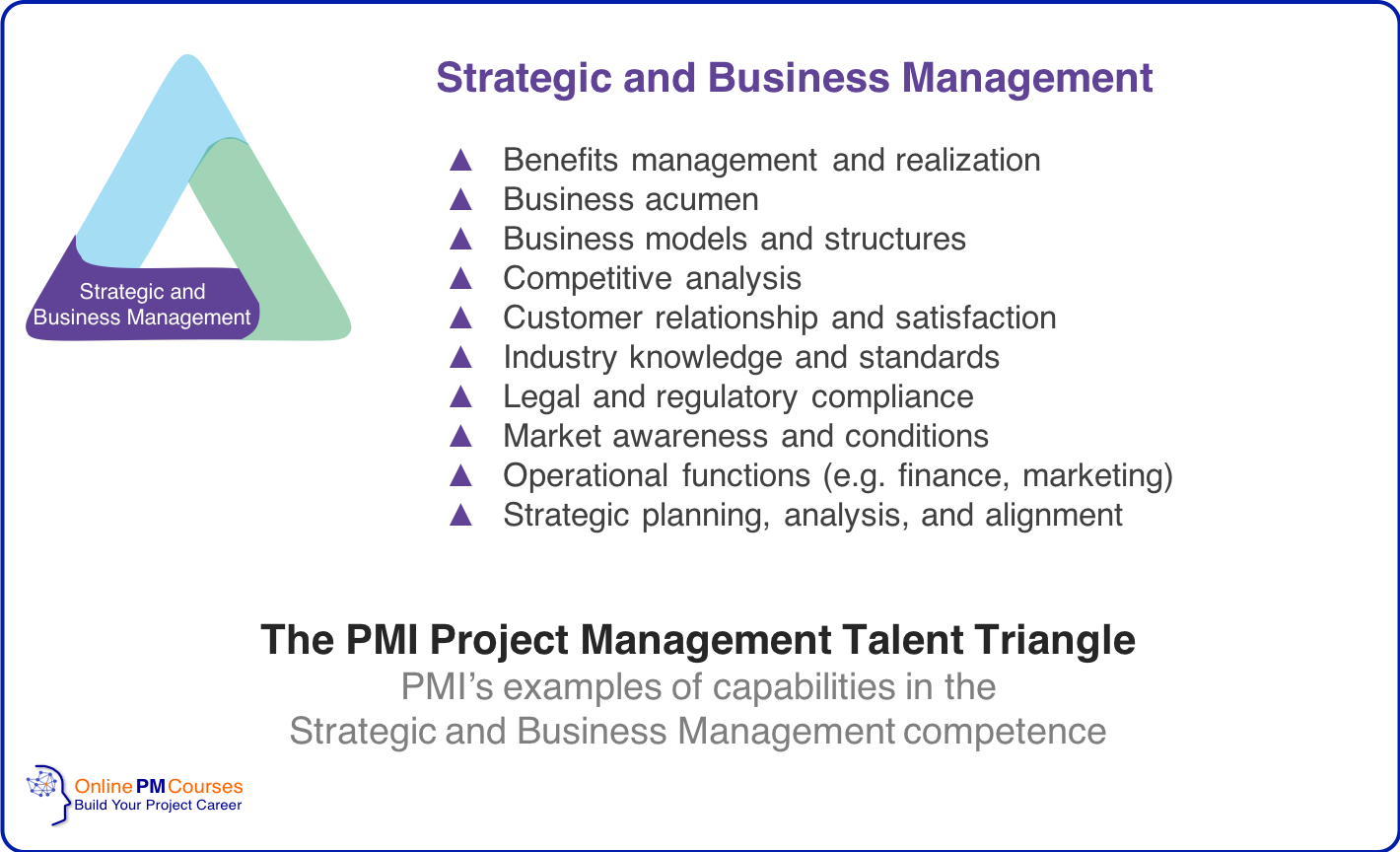 The PMI Talent Triangle: A Guide [for members and non