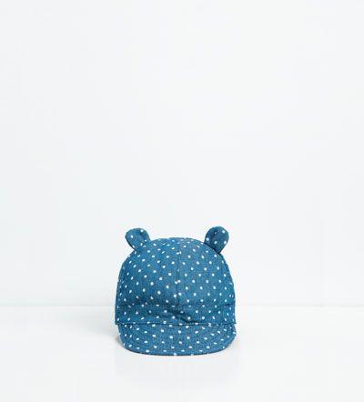 ZARA - KIDS - Printed hat | Zara kids, Baby accessories ...