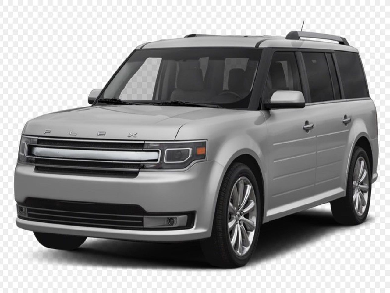 2019 Ford Flex Exterior Design