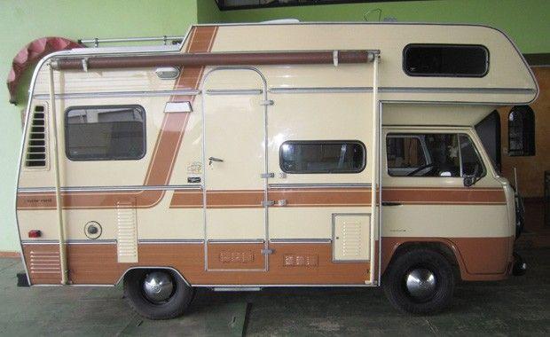 Luxury RVs Trailers Motor Homes E Campers Motor Home Safari Karmann Mobil N 555