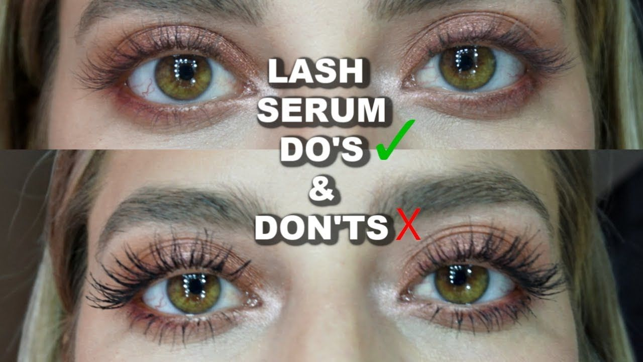 THE TRUTH ABOUT LASH SERUM AND GROWING LONG LASHES ...