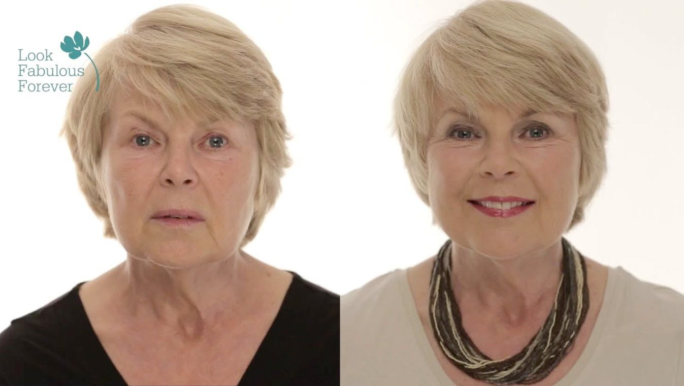 MakeUp Tutorial for Older Women: Face MakeUp for a Fresh ...