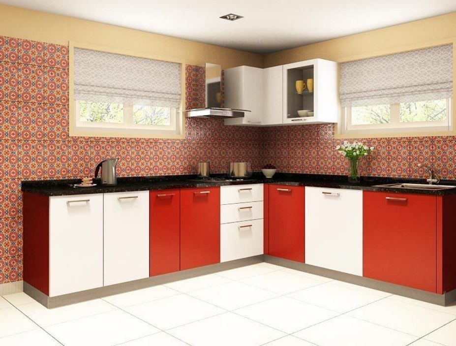 Simple kitchen design for small house kitchen kitchen for Kitchen unit design