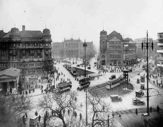 Berlin Potsdamer Platz 1924 Bilder Berlin Geschichte Historische Bilder
