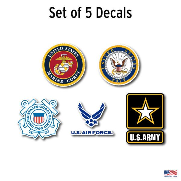 Pin On Military Decals