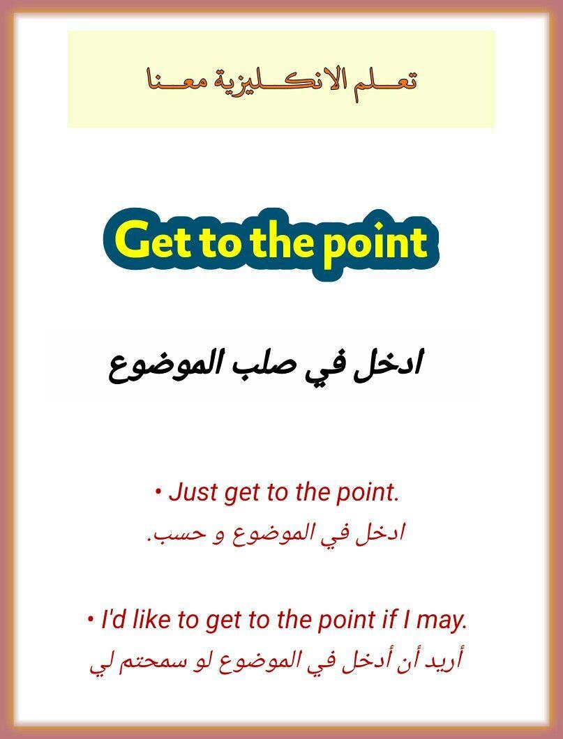 Learning Arabic Msa Fabienne English Words English Phrases Learn English