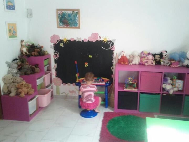 BiPu0027s Toddler Bedroom Makeover On A Budget! Tips On How To Repaint IKEA  Furniture With Pics!