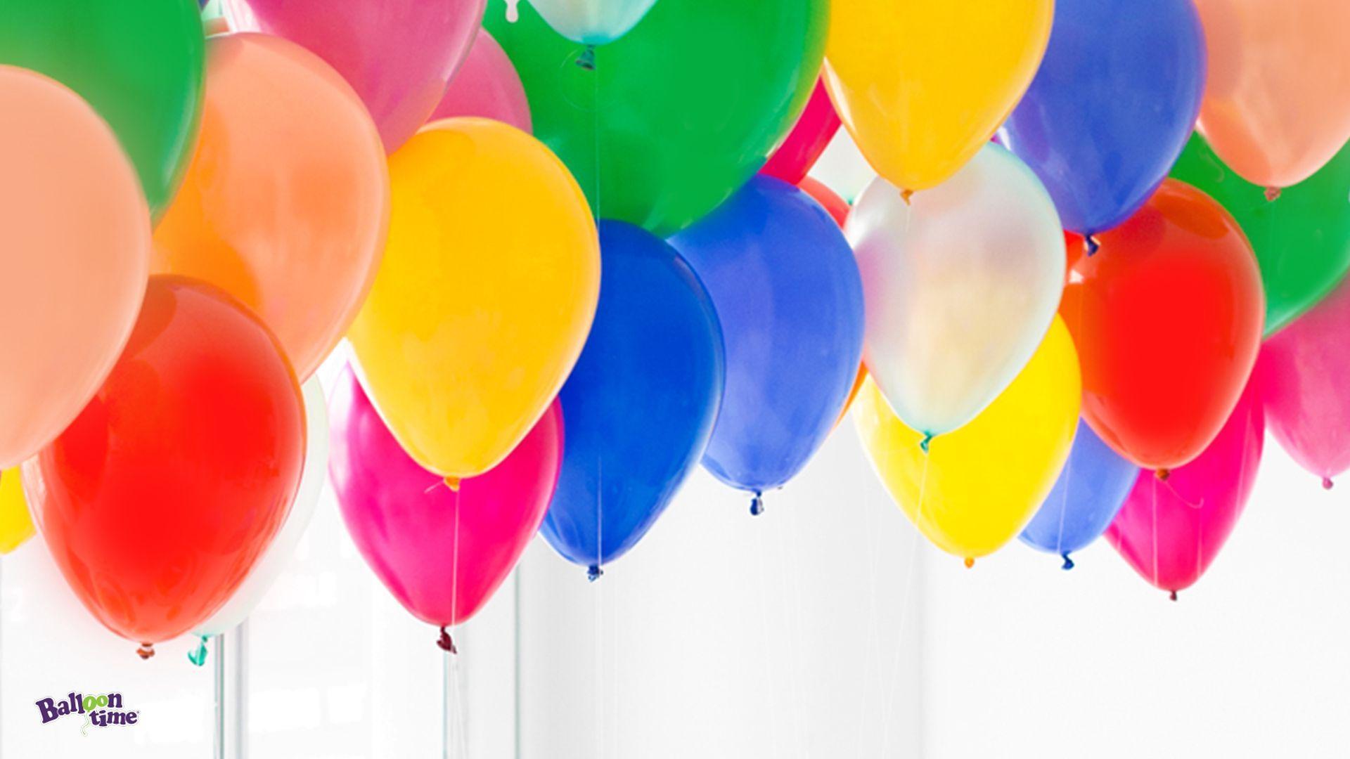 Birthday Balloon Zoom Background Birthday Balloons Pictures Birthday Background Birthday Balloons