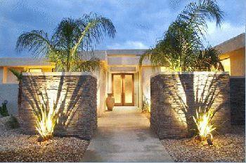Location Villa de Luxe à Palm Springs en Californie