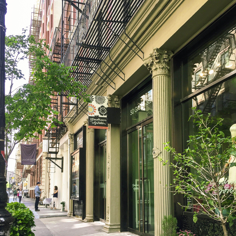 Wohndesign bilder mit shop our green shop on greene st new york  gudrunus greens  pinterest