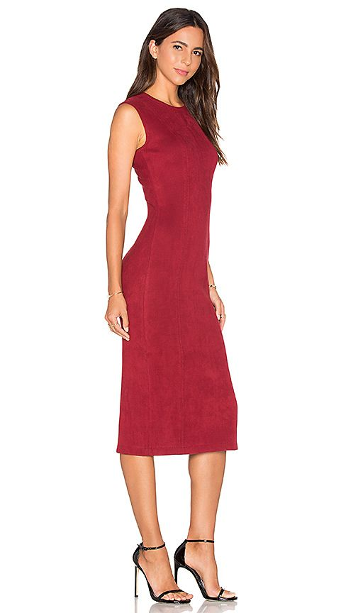 Shop for Level 99 Kimi Seamed Suede Dress in Roselle at REVOLVE. Free 2-3 day shipping and returns, 30 day price match guarantee.