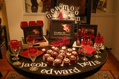Design Dazzle Twilight Party Ideas Are You Team Jacob Or