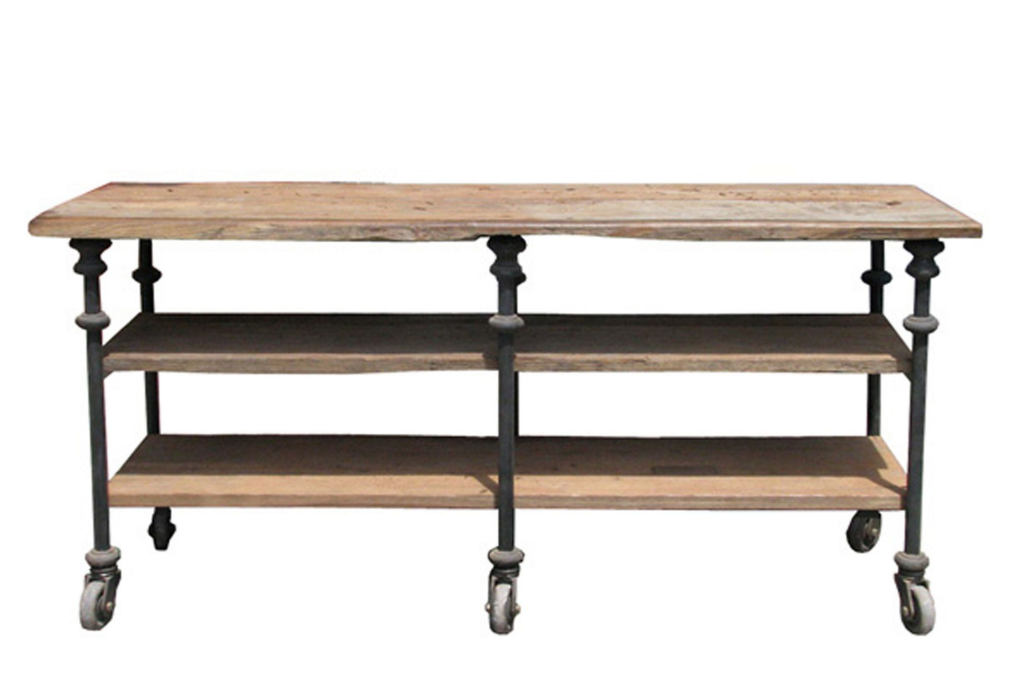 Claye Rolling Console