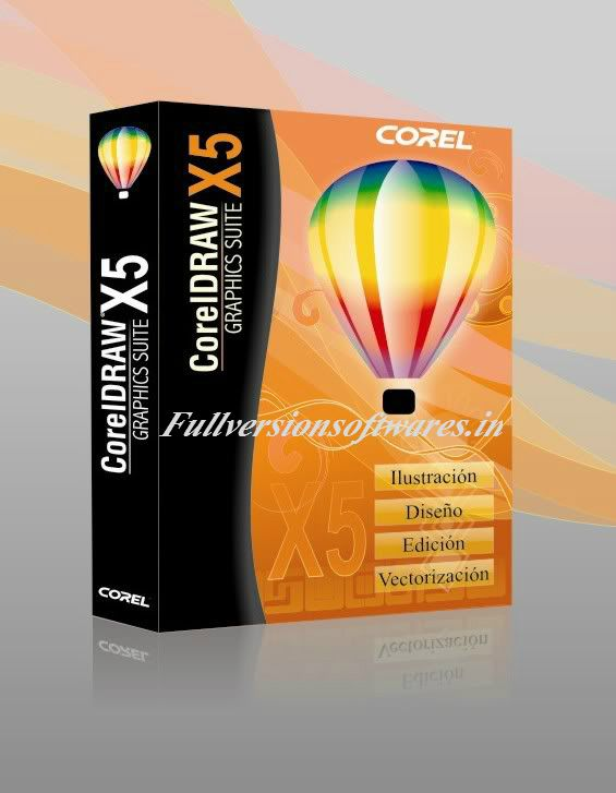 coreldraw graphics suite x5 serial number and activation code free download
