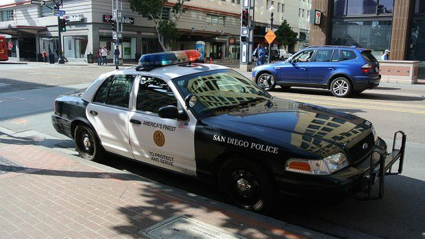 Wikipedia Edits Came From Within Sdpd San Diego Police Victoria Police San Diego