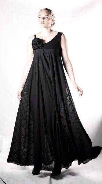 Abendkleider - NARA ® Abendkleid Ballkleid, Kurvig & Sexy - ein ...