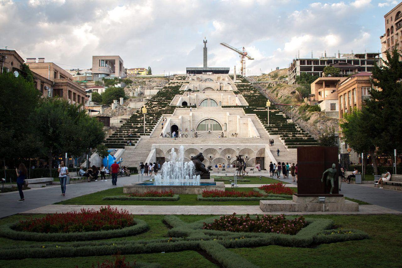 Tumblr Monument Yerevan Architecture