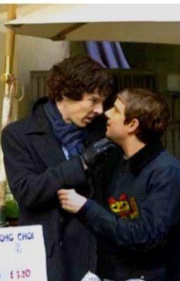 Sherlock, John, & Raven // JOHNLOCK (parentlock)   Johnlock