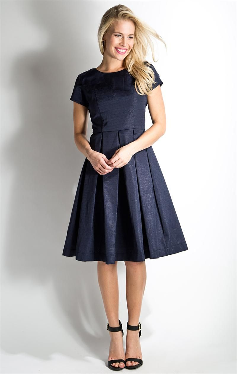 Modest Holiday Dresses