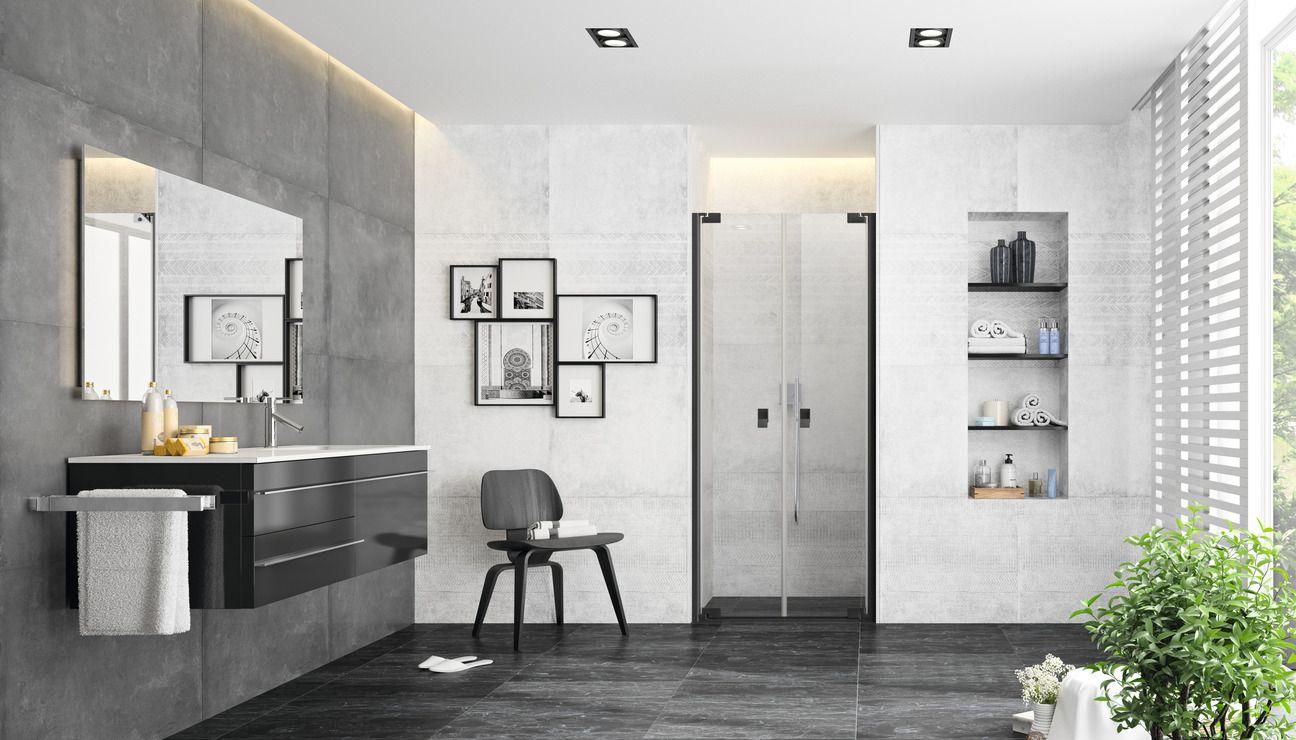 Industrial Style Fur Ihr Badezimmer Haus Wohnen Walk In Dusche