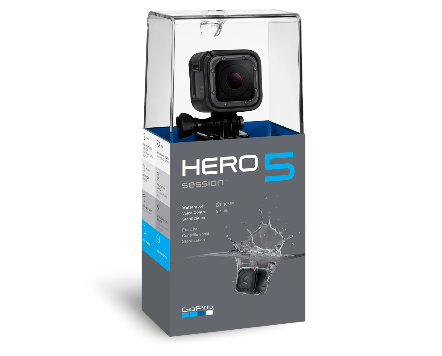 Gopro Hero5 Session Waterproof Camera Gopro Camera Action Camera Gopro Hero 5