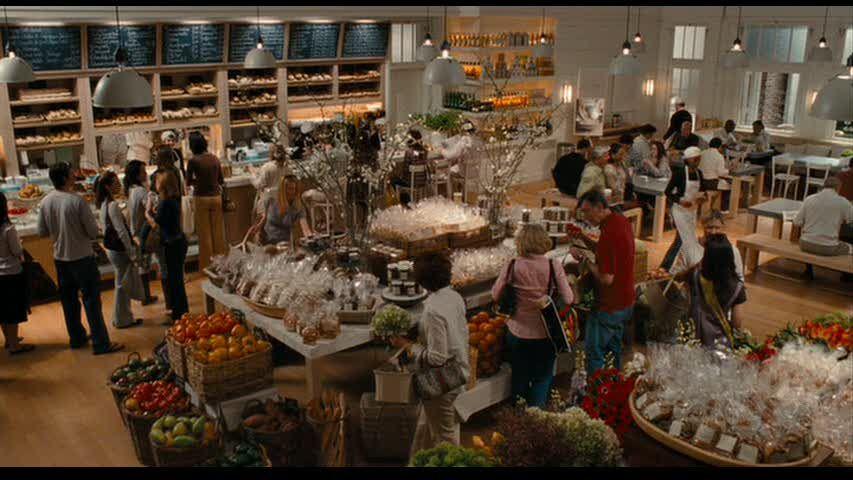 "Meryl Streep House meryl streep's house & bakery in ""it's complicated"" | bakeries"
