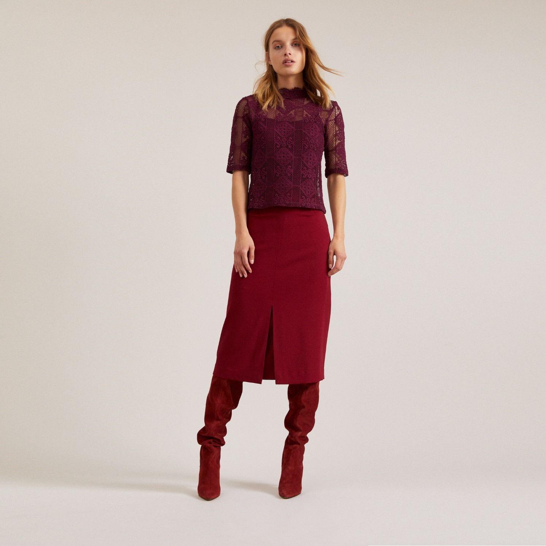 Perfekte körperbetonte Kleidung