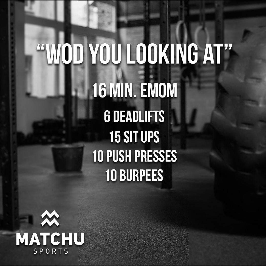 Fitness Programs Near Me Code: 3250543739 #Crossfit | Wod ...