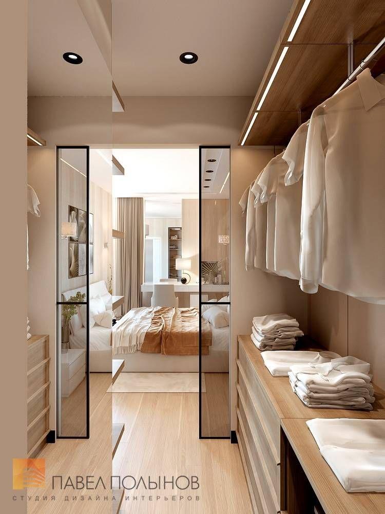 Фото дизайн гардеробной комнаты из проекта «Дизайн проект ...