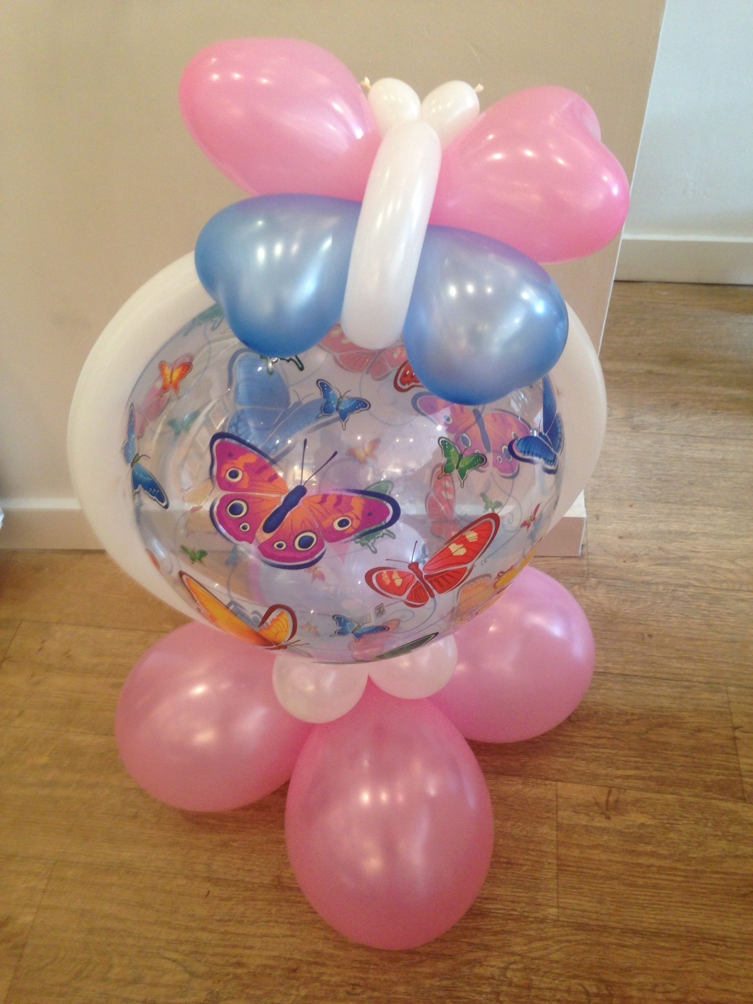 Air filled balloon from www.kaleidoscopehungerford.co.uk