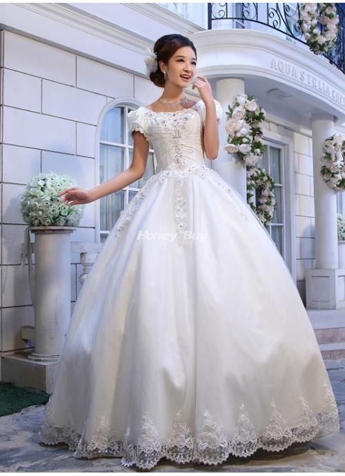 Wedding Dress Ball Gown With Sleeves Photo Album - Weddings Pro
